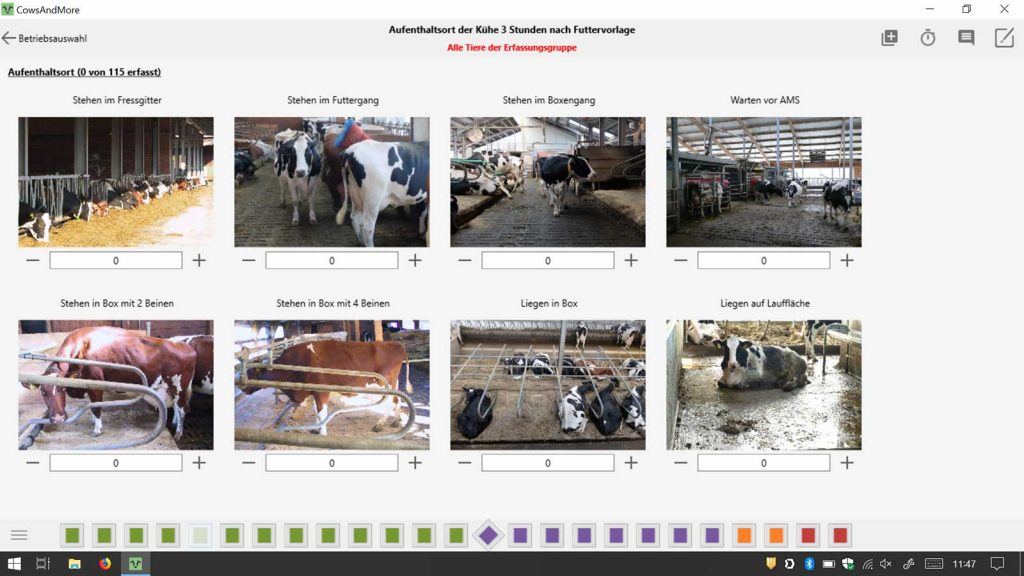 On-farm Analyse